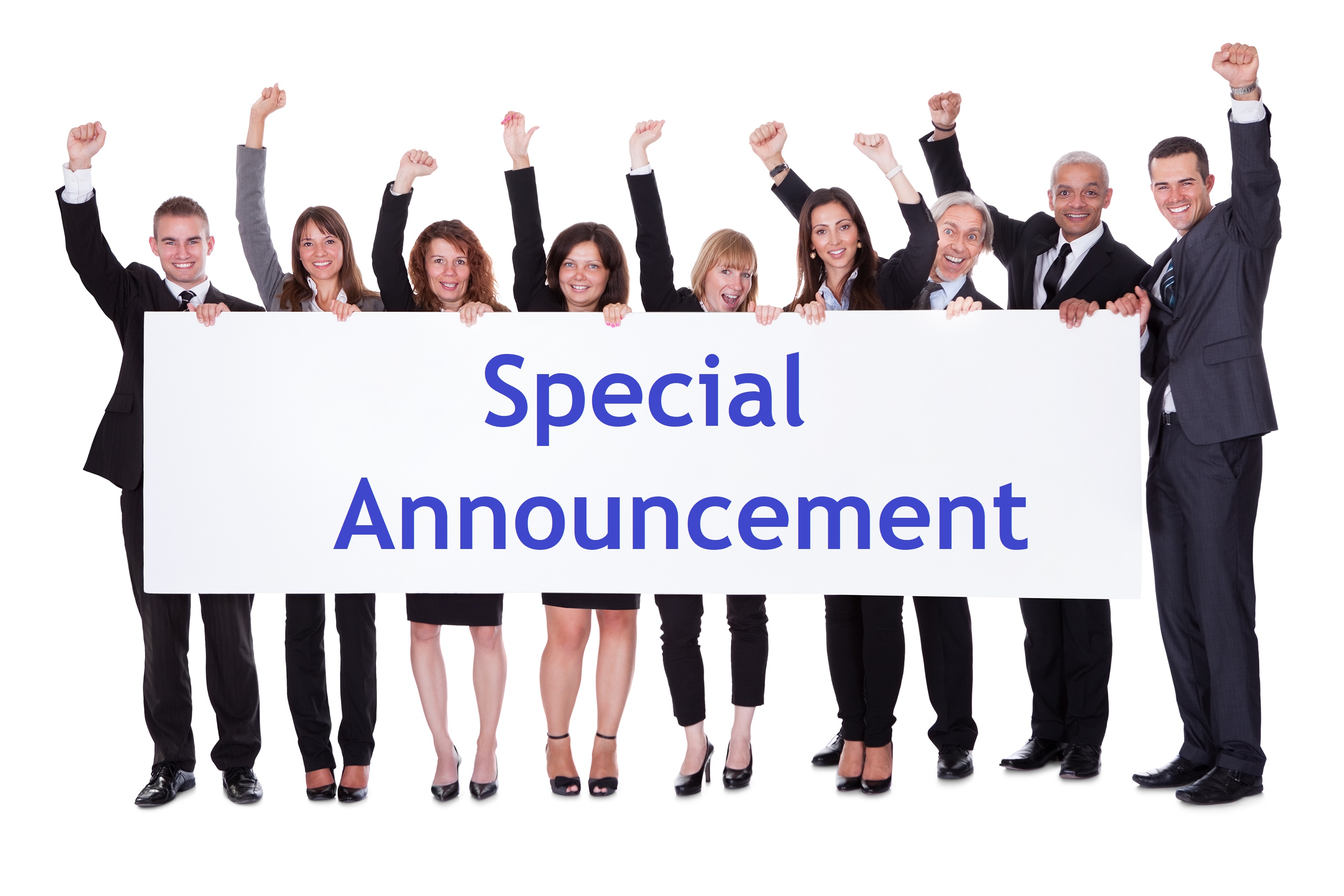 Special Announcement – Medical Claims Administration Services – March 21, 2018